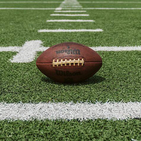 Football from Dave Adamson Unsplash