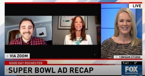 Supe r Bowl Co Interview