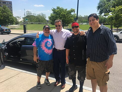 Ds Tesla Ride 2