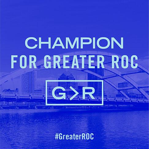 Greater ROC Digital Champion Badge