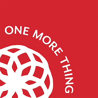 One-More-Thing-Logo